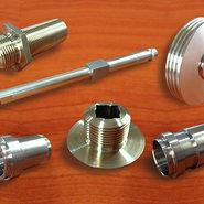 We are one of the reliable  CNC Turned Machine Parts  manufacturer and exporter from India. Our company manufacture turned parts from various materials like stainless steel, aluminium, carbon steel.