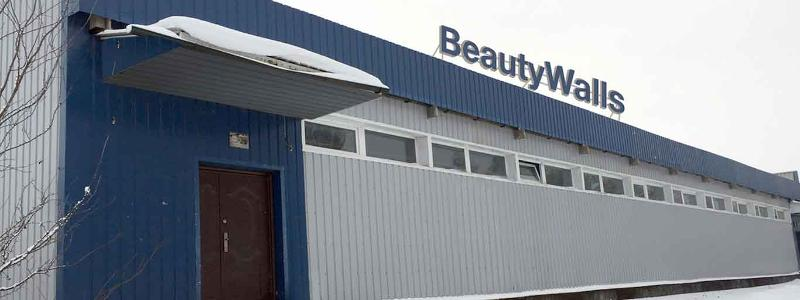 BeautyWalls manufacture