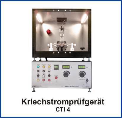 Kriechstromprüfgerät CTI 4