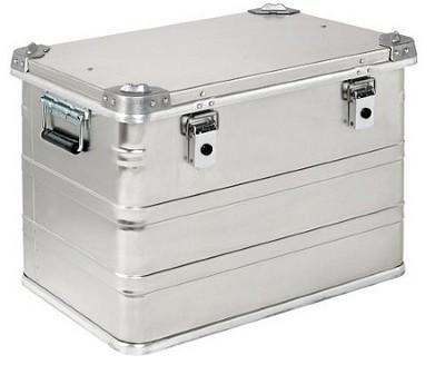 This range offers an aluminum box for the defense industry or often used as a marine box for everyone, requesting an endurable, heavy duty alubox as storage box.