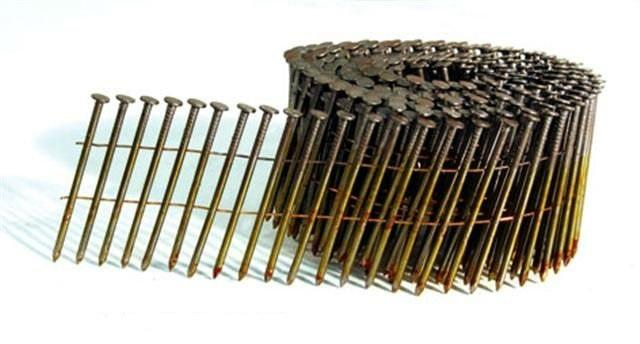 Pointes en rouleaux 16° de 25mm à 130mm