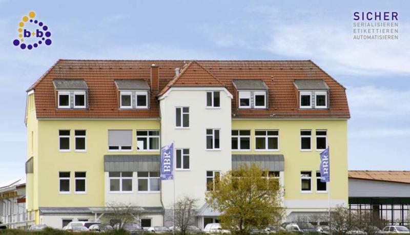 b+b Hauptgebäude