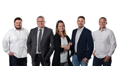 Das Team von der AJE Consulting