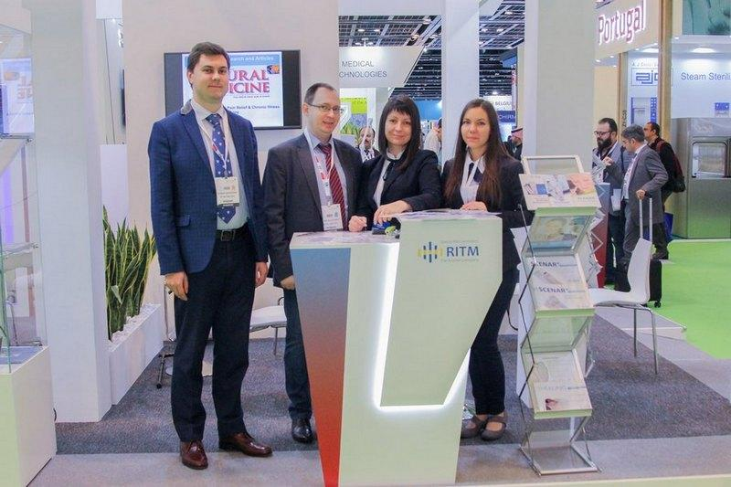 RITM OKB ZAO at Arab Health 2020