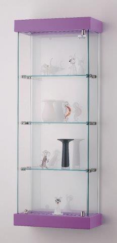 Glass showcases - Vetrine per showroom