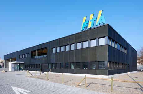 Vom modernen FTA Logistikcenter werden Kunden in ganz Europa beliefert.