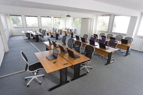 Seminarraum Berlin, groß