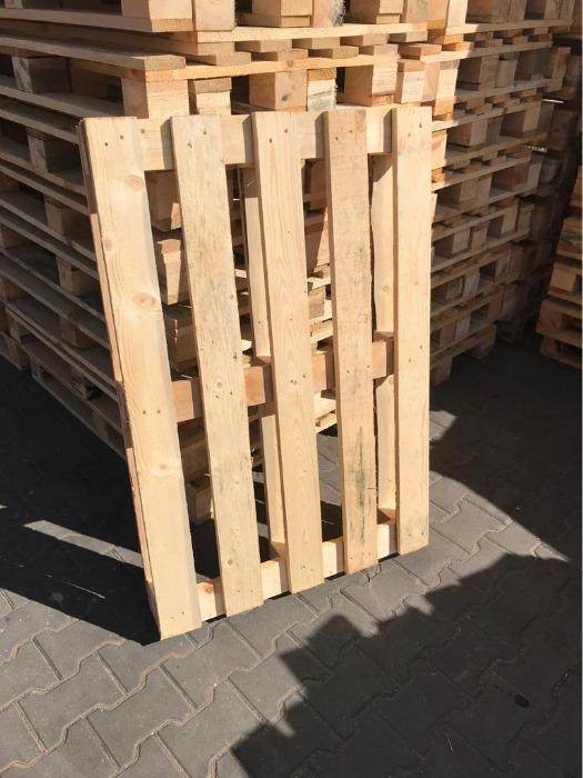 production of Euro-pallets