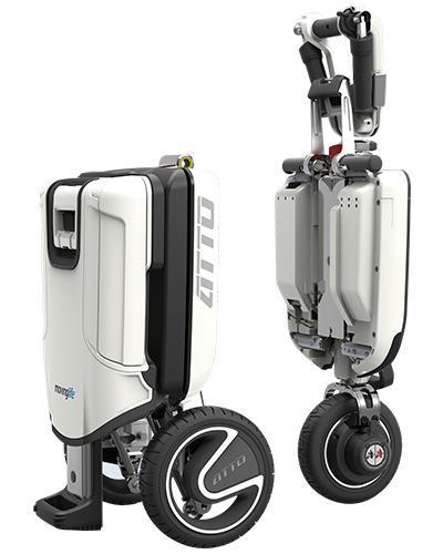 Scooter électrique Atto
