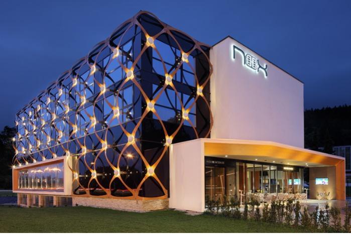 Showroom Hotel Nox Ljubljana