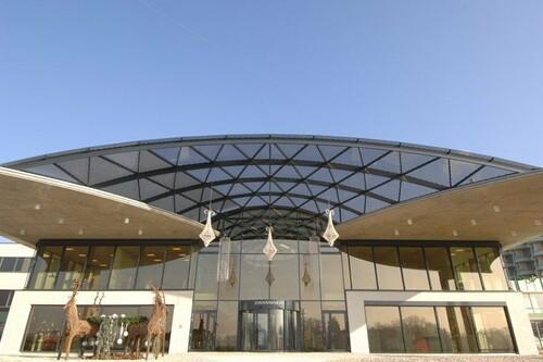 Glasdach und Fassadenysteme