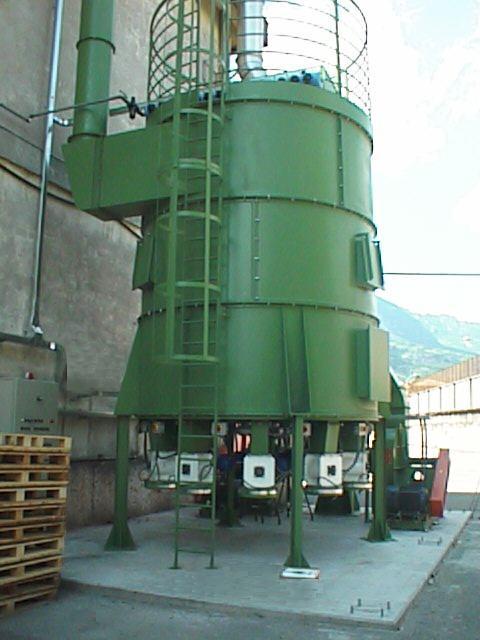 OILSCREEN | Oil mist filtration