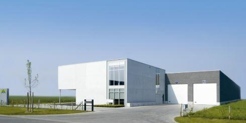 Hauptsitz in Belgien