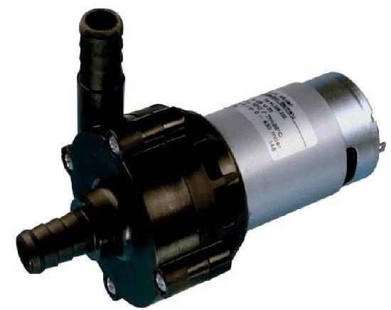Pumpe mit Magnetkupplung
