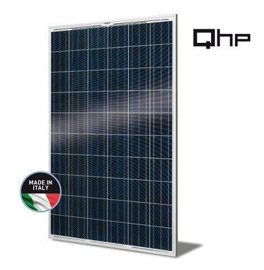 Invent Qhp module is produced in Italy under certified quality. It's recognised for the exceptional quality of its components. They are supplied with only positive tolerance 0/+6%. Best quality module
