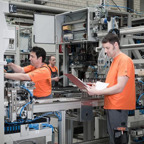 Assembly plants