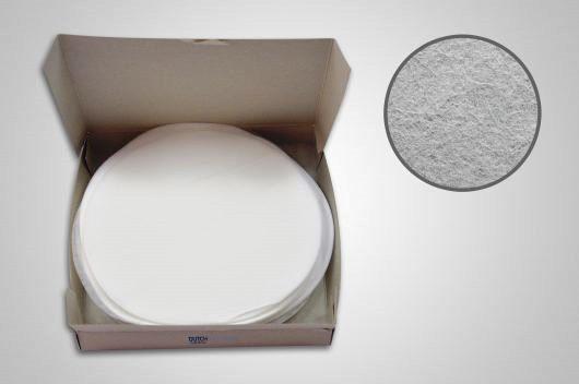 Milk filter discs
