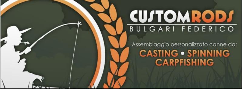 BULGARI CUSTOM RODS CARPFISHING
