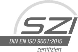 SZI Zertifizierung
