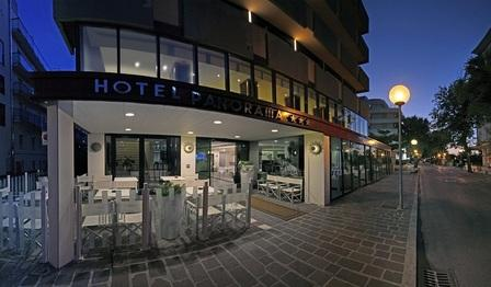 Esterno Hotel Panorama ***
