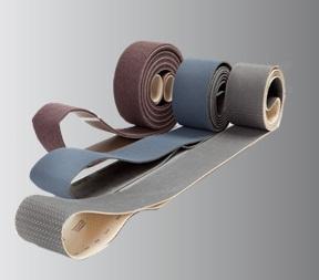 JOEST ABRASIVES - finishing belts