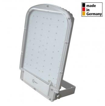 LED Fluter von Bioledex - Flutlichter made in Germany mit Leistung 18W, 30W, 32W, 50W, 70W , wasserfest nach IP65, Abstrahlwinkel 70 und 120 Grad.
