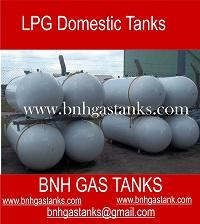 LPG Domestic Tank