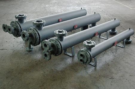 Heater exchangers - scambiatori di calore fascio tubiero