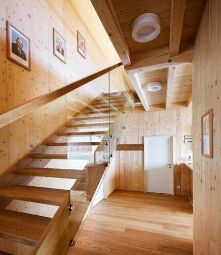 Stiegen / Holzstiegen