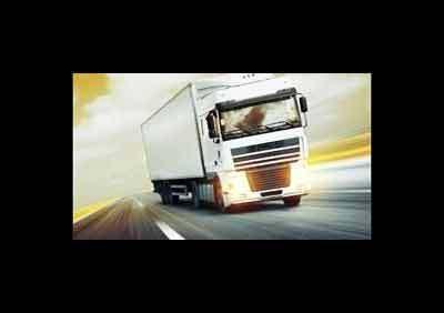 Spedizioni con camion