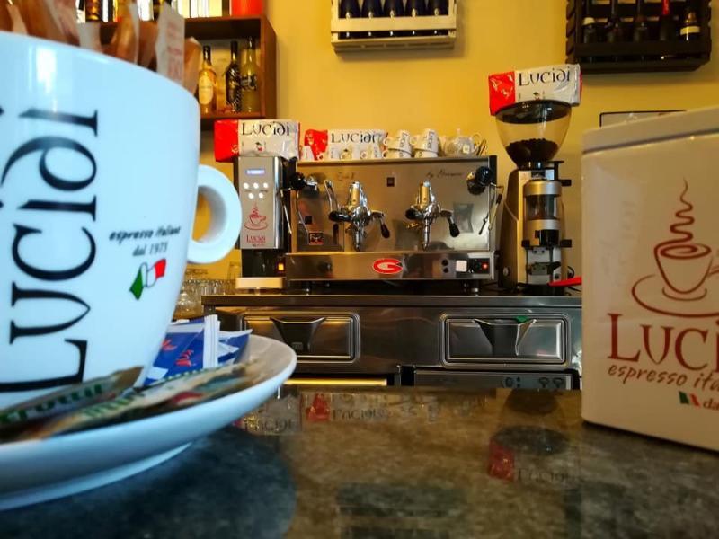 LUCIDI ESPRESSO ITALIANO torrefazione, caffè lucidi