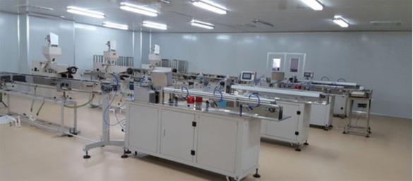 100,000 Grade Production Line