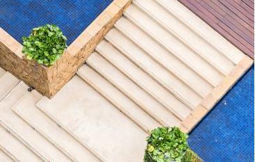 Treppen und Böden
