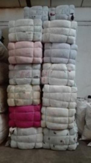 quality used clothing packed