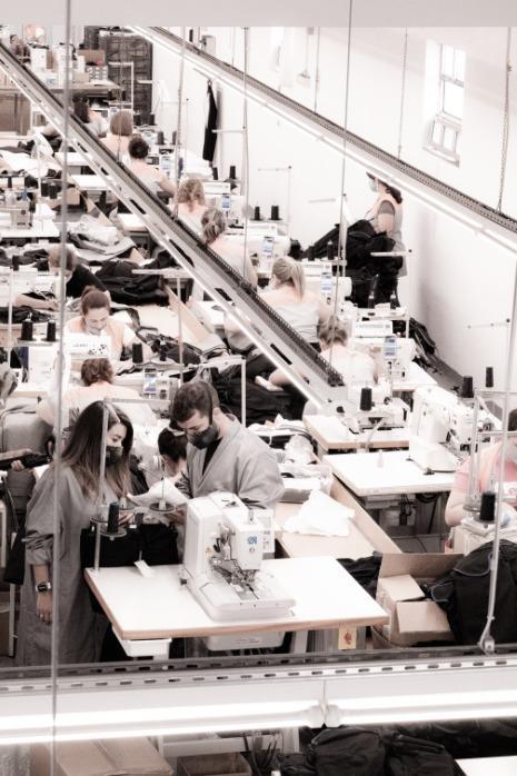 CFB createfashionbrand textile