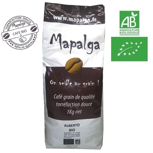 cafe grain bio MAPALGA