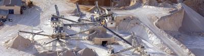 Impianti ed attrezzature per la frantumazione e la polverizzazione