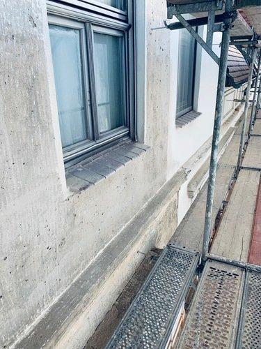 Fassadensanierung (Denkmalschutz)