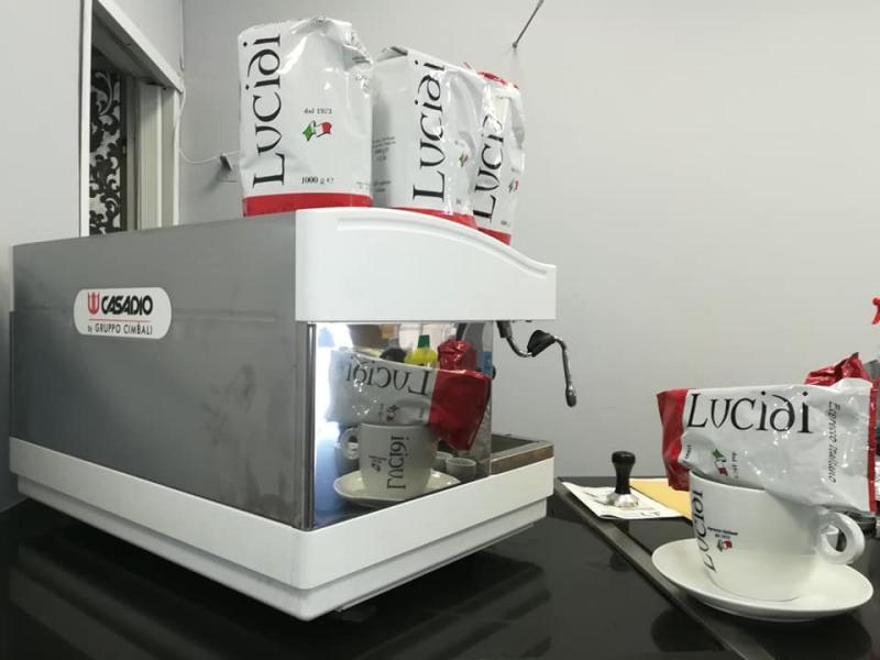 LUCIDI ESPRESSO ITALIANO macchina caffè, espresso, caffè lucidi