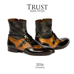 Manufacturer leather high-quality men's fashion footwear