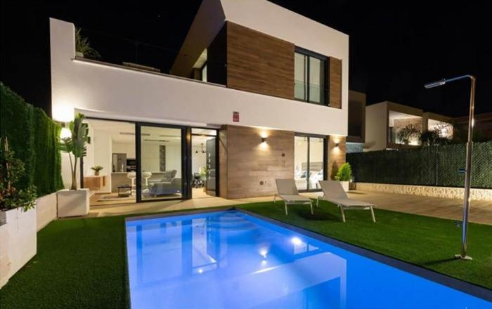 Chalet, Campello