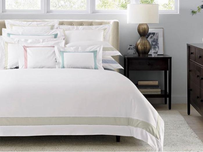 Plain Bed Linen