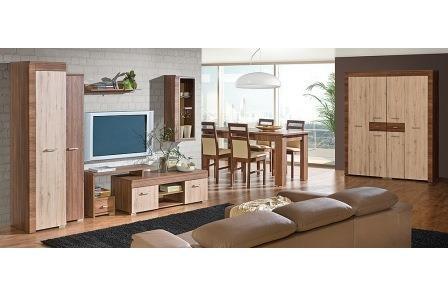 Laminated board furniture