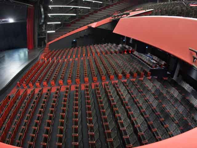Palais des Festivals et des Congrès de Cannes - Grand Auditorium Louis Lumière.