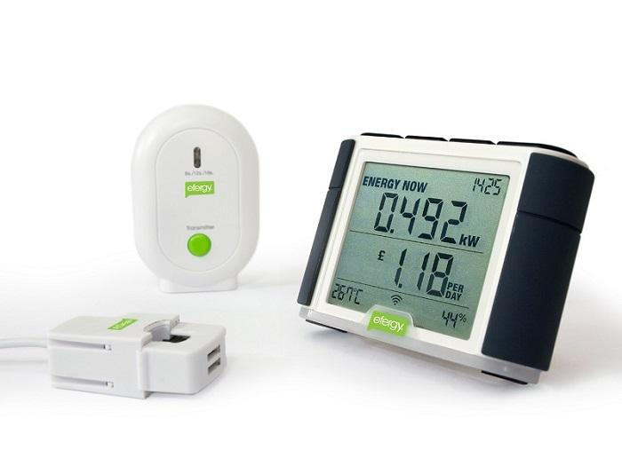 Our awarded new elite wireless energy monitor informs you instantly your energy usage. View your historic energy data any time. Easy to install and use. Battery operated.