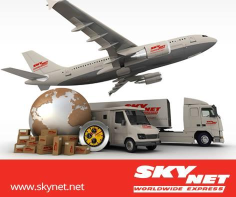 SkyNet gives you the best services Flexible services of Logistics and distribution, door to door services, worldwide courier & parcel solution, strong air cargo network.