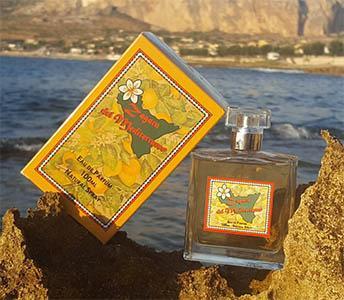 Zagara del Mediterraneo, unica fragranza di Zagara in commercio a essere un EDP, un vero profumo Siciliano per eccellenza.