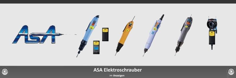 ASA - Elektroschrauber