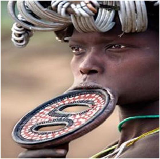 Grupos etnicos de Etiopia