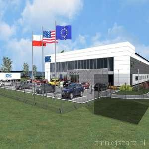 Hala produkcyjna 4000 m2 Euro Park Mielec